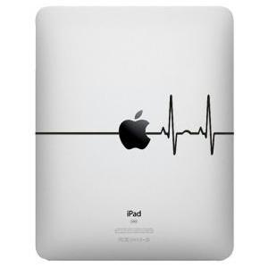 SALE IPad Heart Beat Line Apple - S..