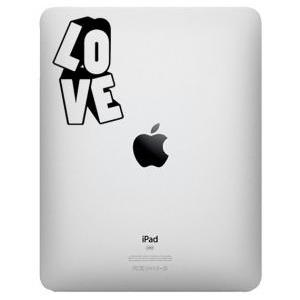 Love - Vinyl Decal for IPad, IPad I..