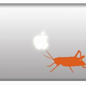 GRASSHOPPER Macbook Vinyl Decal or ..