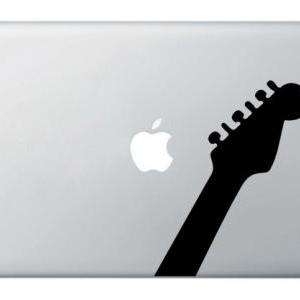 Rock Star Guitar - vinyl sticker, d..