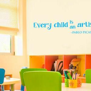 EVERY CHILD is an ARTIST - Kids Wal..