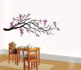 Wall Art Vinyl Decal..