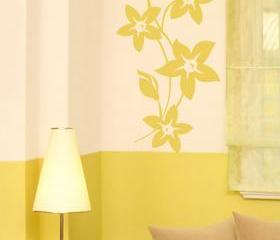 Wall Decal Bloom Flo..