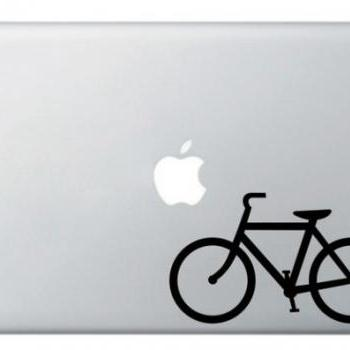 SALE - Vintage Ride Bike Bicycle Vinyl Wall Art Decal Sticker - Buy 2 get 1 Free